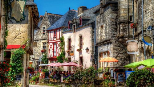 Nine of France's most beautiful hidden villages