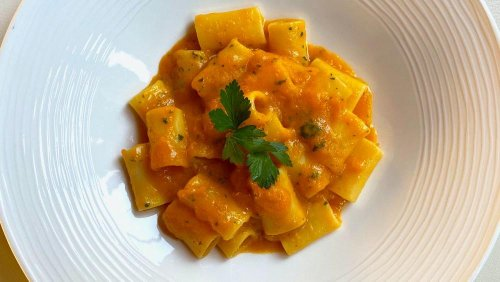 Nino Mosca's five-Ps Pasta: pumpkin, peperoncino, parsley, parmigiano and pepper | The Kitchen