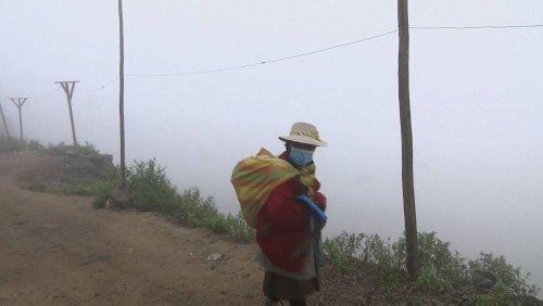 """Jeder Tropfen zählt: """"Nebelfänger"""" liefern Wasser für Lima"""