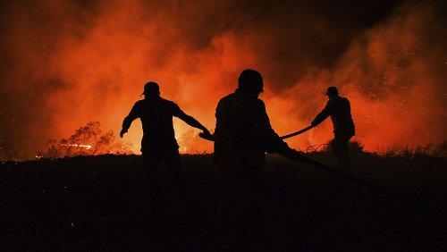Four dead as forest fires rage near Turkey's tourist hotspots