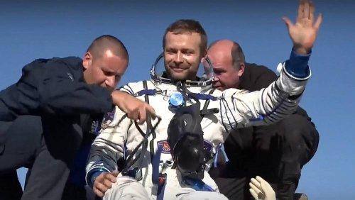Russen schneller als Hollywood: Erster Spielfilm auf der ISS gedreht
