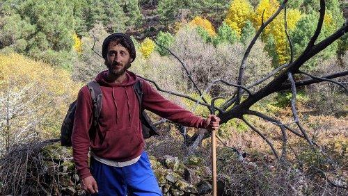 Álvaro, il pastore spagnolo diventato migrante climatico dopo un incendio