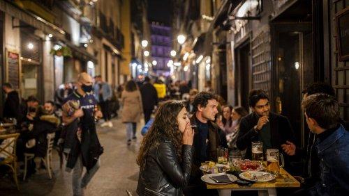Covid-19: Wie geschlossene Restaurants Neuinfektionen beeinflussen