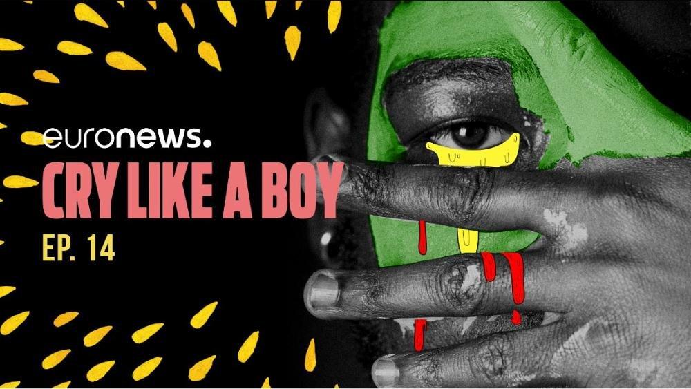 Cry like a Boy - cover
