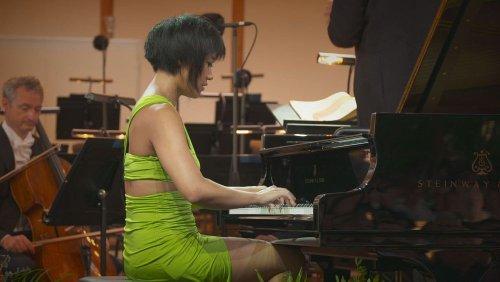 Yuja Wang capte l'énergie de Mozart et de la mer Baltique