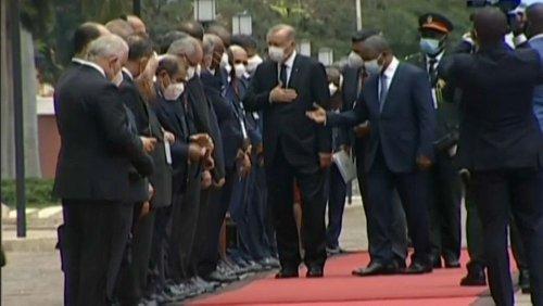 Erdogans vielversprechende Afrikareise: Angola öffnet Türkei Türen