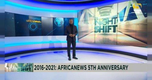 Cinq ans de la première chaîne panafricaine [Night Shift] | Africanews