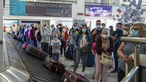 Griechenland: Die Urlaubswelle rollt