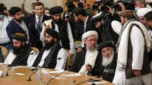 Russia hosts Taliban officials for high-profile Afghanistan talks