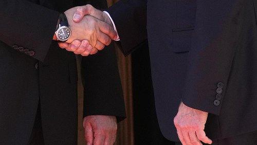 Putin e Biden tentam quebrar o gelo
