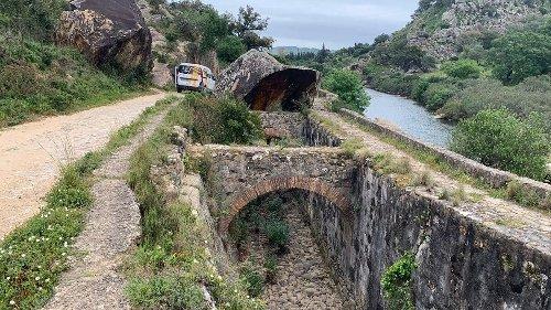 Jimena limpia y repara el Canal de la Real Fábrica de Artillería de Carlos III