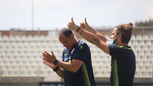 """Salva Ballesta: """"El equipo rozó la excelencia; sólo nos faltó la fortuna"""""""