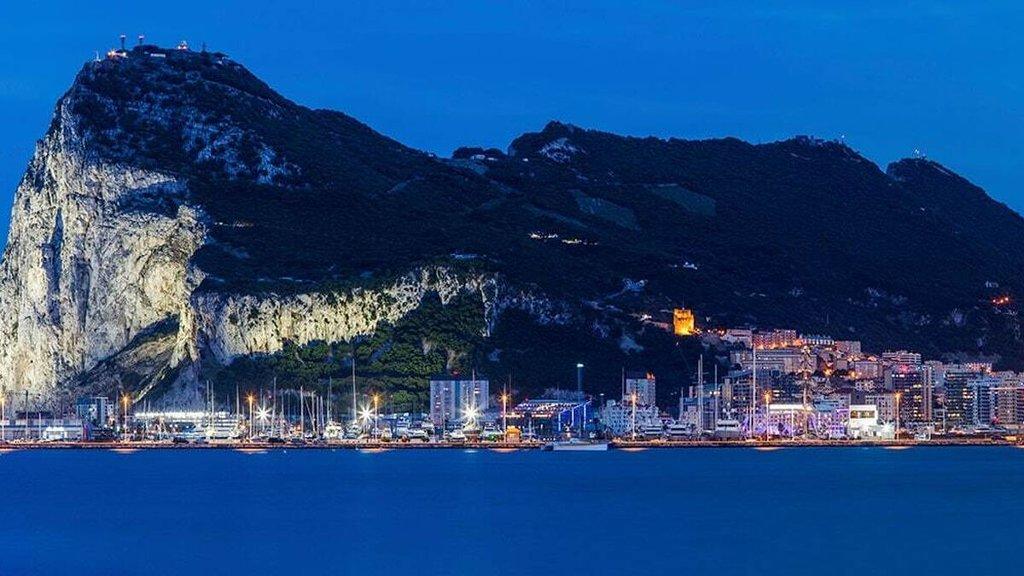 Gibraltar - cover