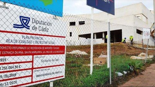La Diputación retoma la construcción de la Residencia de Mayores de Santa Margarita en La Línea