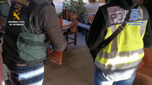 Desarticulada una de las mayores redes de narcotráfico del Campo de Gibraltar