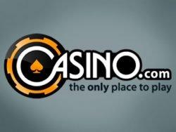 700% First deposit bonus at Casino com