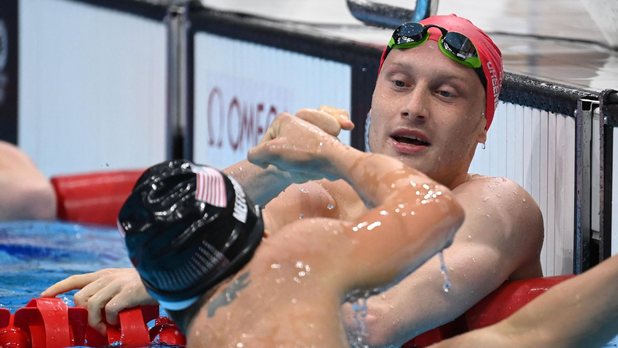 Tokyo 2020 - Luke Greenbank: Team GB swimmer wins bronze in 200m backstroke on his debut Games