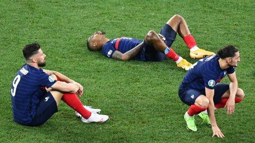 """EURO 2021 - France - Bleus - De """"la meilleure équipe du monde"""" au désastre de Bucarest, récit d'un mois en chute libre"""