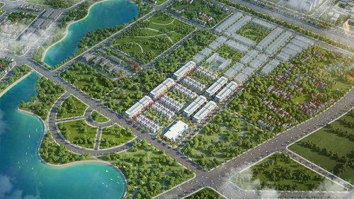 Eurowindow Twin Parks Gia Lâm - Trực tiếp chủ đầu tư