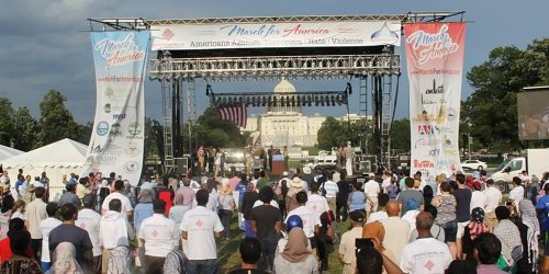 MARCH for AMERICA: Justice, Peace & Unity 2030
