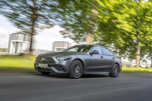 2022 Mercedes-Benz C 350 e PHEV first drive review - EV Central