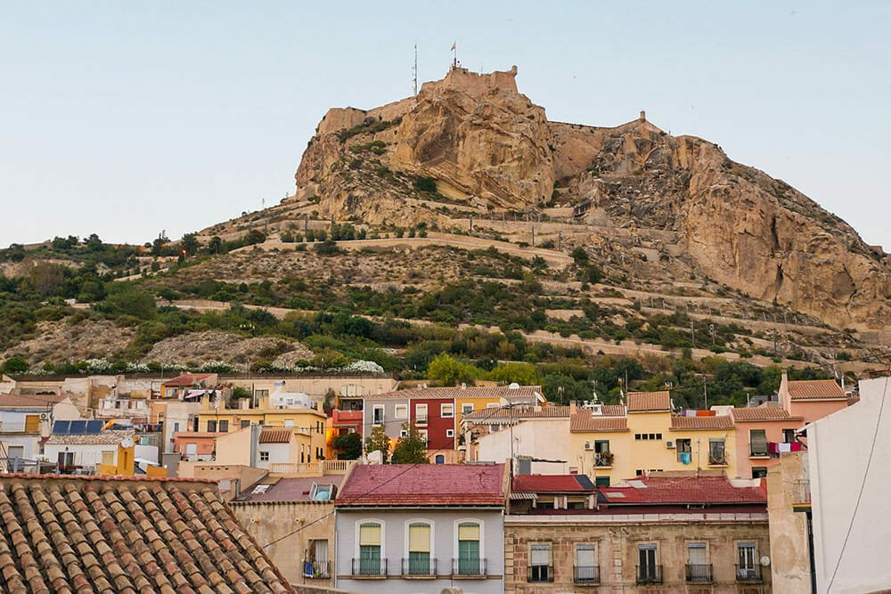 A Photographic Journey through Alicante's Old Town - Brogan Abroad