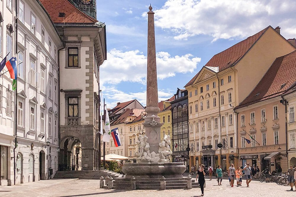 2 Days in Ljubljana Itinerary – Things to Do in Ljubljana + Postojna Caves and Predjama Castle - Brogan Abroad