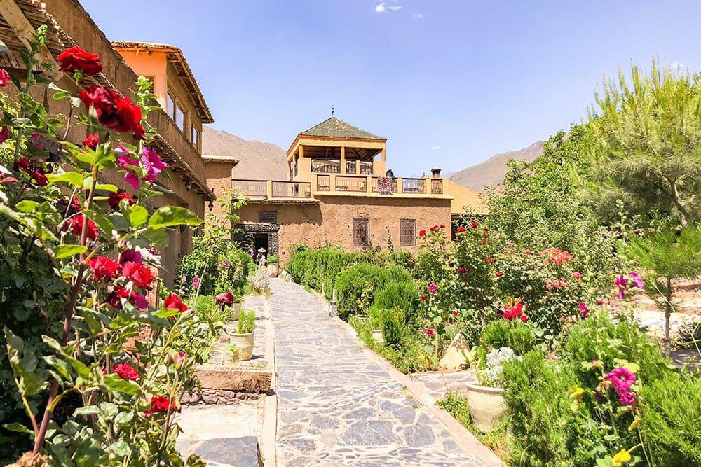 Kasbah du Toubkal, a Berber Hospitality Centre for Trekking the Atlas Mountains near Marrakech - Brogan Abroad