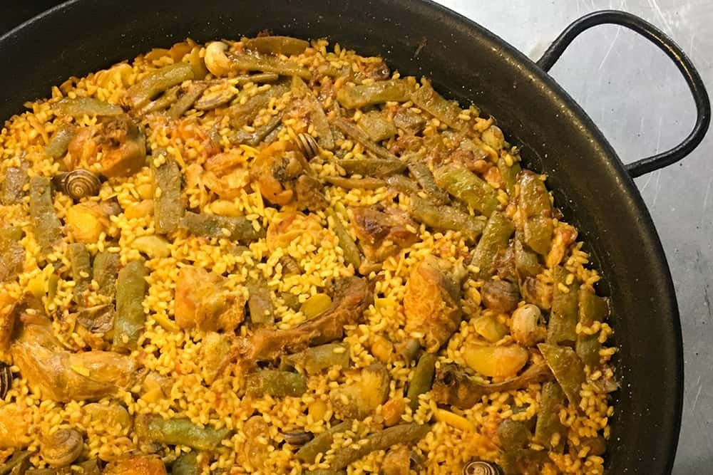 Learning the Secrets of Real Paella in Valencia - Brogan Abroad