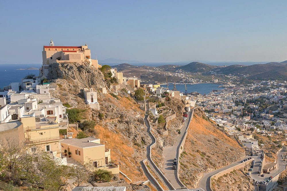 Top things to do in Syros, Greece – A hidden gem in the Cyclades Islands - Brogan Abroad