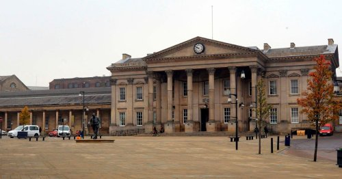 £10m Huddersfield railway station plan scuppered by Network Rail