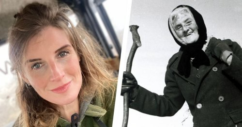The Yorkshire woman farmer who made Amanda Owen's life look easy