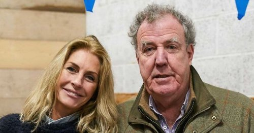 Jeremy Clarkson's actress girlfriend who is famous in her own right