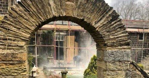 Inside Helen Skelton's incredible Yorkshire cottage renovation
