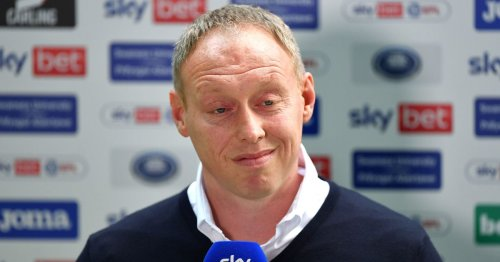 Steve Cooper's reassuring message to Sheffield Wednesday fans in survival fight