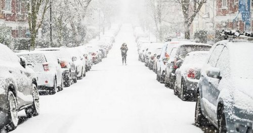 Met Office issue snow warning as exact time it will hit Britain next week revealed