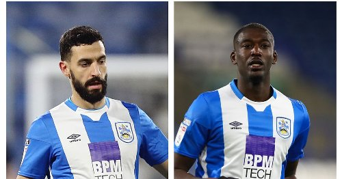 Positive news on Town duo but Vallejo and Sanogo to miss Forest trip