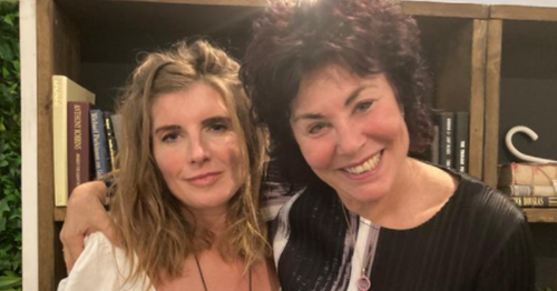 Amanda Owen reacts after Ruby Wax's cheeky comment about mum-of-9