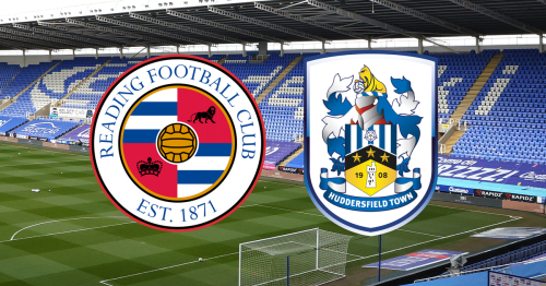 Reading vs Huddersfield Town LIVE updates from the Madejski Stadium