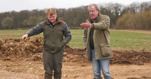 Jeremy Clarkson expresses concerns for Kaleb's future