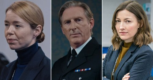 Line of Duty viewers work out H's identity by anagram and misspelling