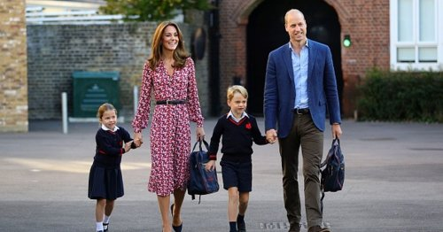 William and Kate's strange sleeping arrangement at huge family apartment