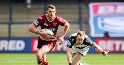 Wakefield Trinity swoop to land Huddersfield Giants ace