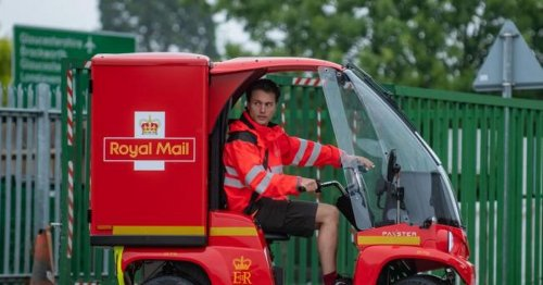 Royal Mail to trial e-trikes for posties - and they look really cool