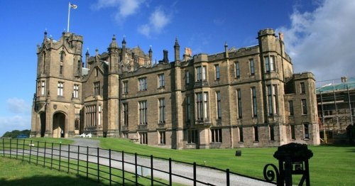 The imposing Yorkshire castle once owned by a little 12-year-old boy