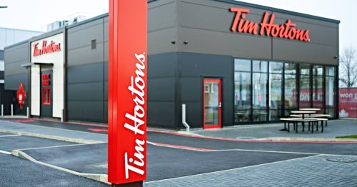 Tim Hortons announces opening date of new Sheffield drive-thru