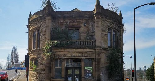 Inside ravaged abandoned Bradford building that could finally be saved
