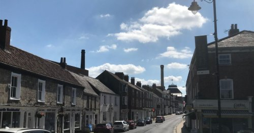 The Yorkshire brewery town with bitter rivalry and homes and shops empty