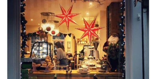 The 'tucked away gem' Yorkshire café named one of the best in the UK