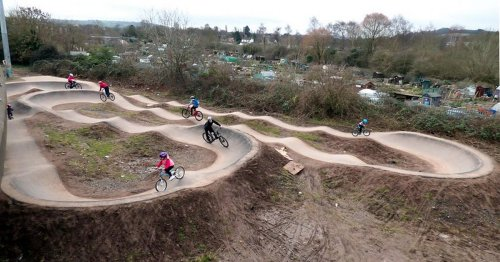 Wakefield councillor wants to revitalise city with bike park
